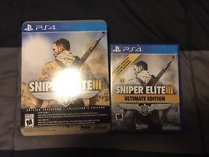 Sniper Elite 3 Collector's Edition