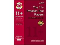 11+ Practice Test papers