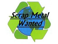SCRAP METAL WANTED!