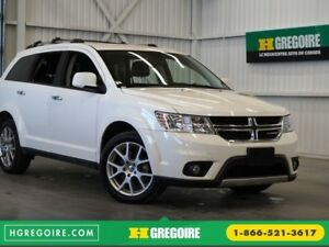 2016 Dodge Journey R/T AWD 7 Places (cuir-sonar)