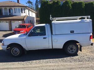 2000Ford Ranger with service canopy