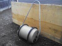 Aqua roll water barrell