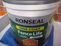 RONSEAL ONE-COAT FENCE LIFE