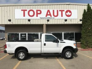 2011 Ford F-250 XL 4x4 long box, great tires