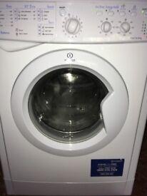 Indesit washer machine £75