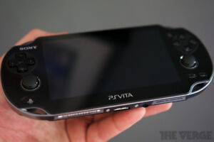 Brand New PS Vita + Game