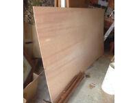 Plywood sheet 1220 x 2440 x 5mm