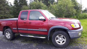 2001 Toyota Tundra Camionnette