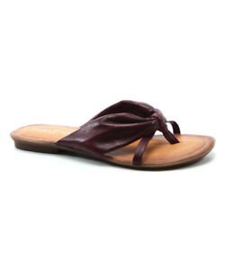 Leather Sandals - New with Box