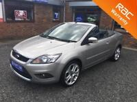 Ford Focus CC-3 2.0 (145ps) 2 Door Sports Convertible