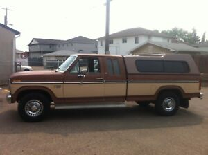 1985 FORD F-250 V8 460 Automatic Great Shape Safety Inspected