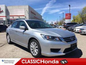 2014 Honda Accord Sedan LX | ALLOYS | REAR CAM | BLUETOOTH | ECO