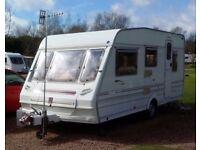 Abbey County Stafford 5 Berth Caravan