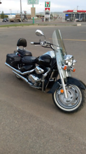 1500 Suzuki Boulevard $4900 trade for minivan