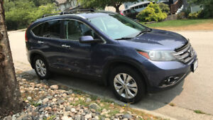2014 Honda CR-V Touring edition SUV, Crossover
