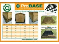ProBase Shed and Drive Base Tiles