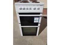 White beko cooker 50cm