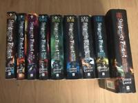 Skulduggery pleasant 9 books