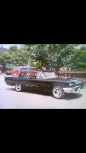 1960 T-Bird for sale (price reduced)