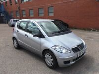 2005 Mercedes A Class Diesel Good Runner with 1 Owner history and mot