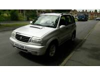 Suzuki grand vitara 2.0 diesel Manual