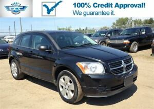 2009 Dodge Caliber SXT 2.0L 4 cyl. Low Payments & KM'S!!