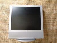 "Samsung 17"" LCD TV / PC Monitor (1280x1024) - Good Condition - £30 ONO"