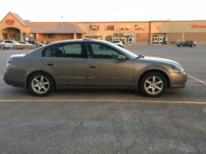 2006 Nissan Altima SL Sedan