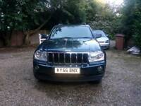 2006 jeep grand cherokee limited 3.0 CRD