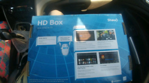 Shaw HDBox for sale $70