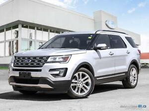 2016 Ford Explorer $297 b/w tax in | Limited | 4x4 | Leather | N
