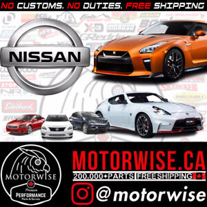 Nissan Performance Parts | Brake Pads & Rotors | Best Prices
