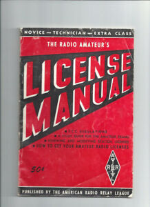 1952 THE RADIO AMATEUR'S LICENSE MANUAL