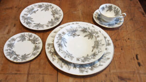 Price Slashed - English Bone China