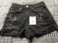 Two pairs river Island shorts