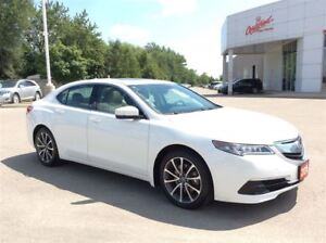 2015 Acura TLX V6 Tech... CLEAN CAR PROOF.. NAVIGATION.. LEATHER