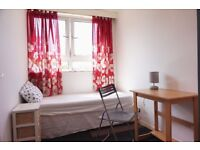 Well Furnished Single Bed Room is available for rent!!