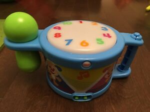 Fisher Price Laugh n Learn Drum