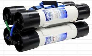 Window Washing Cleaning System: Pure Water plus Water-fed pole