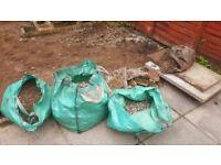 Remove garden waste