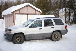 2002 Jeep Grand Cherokee - PARTS ONLY !