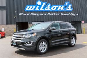 2015 Ford Edge AWD! HEATED SEATS! REAR CAMERA! PARKING SENSORS!