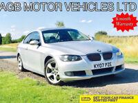 2007 BMW 325 i SE E92 COUPE 325i 6 CYLINDER AS 330 PETROL M-SPORT SPEC