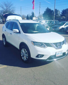 2016 Nissan Rogue SV Only 15,000 kms