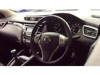 2016 Nissan Qashqai 1.5 dCi Acenta (Smart Vision P Manual Diesel Hatchback