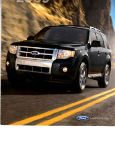 2008 Ford Escape LTD SUV,