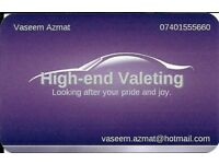 High-end Valeting Salford