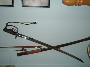 Military Chinese Sword