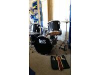 Complete Pulse Drum Kit