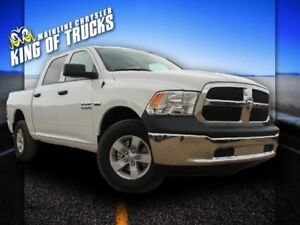 2017 Ram 1500 ST Locking Tailgate | Auxiliary Outlet | Power Loc